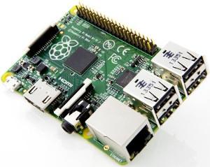 raspberry pi modelo b+ MODELO ANTIGUO