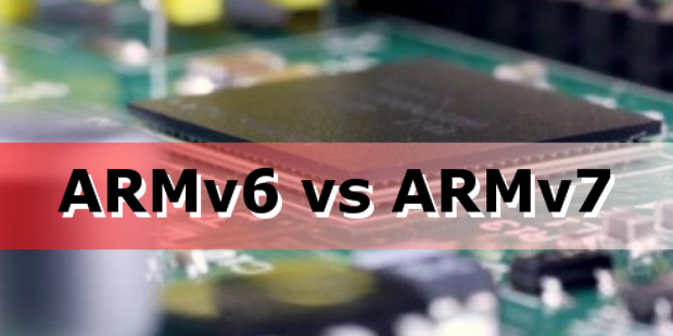 ARMv6 vs ARMv7 - Raspberry para torpes