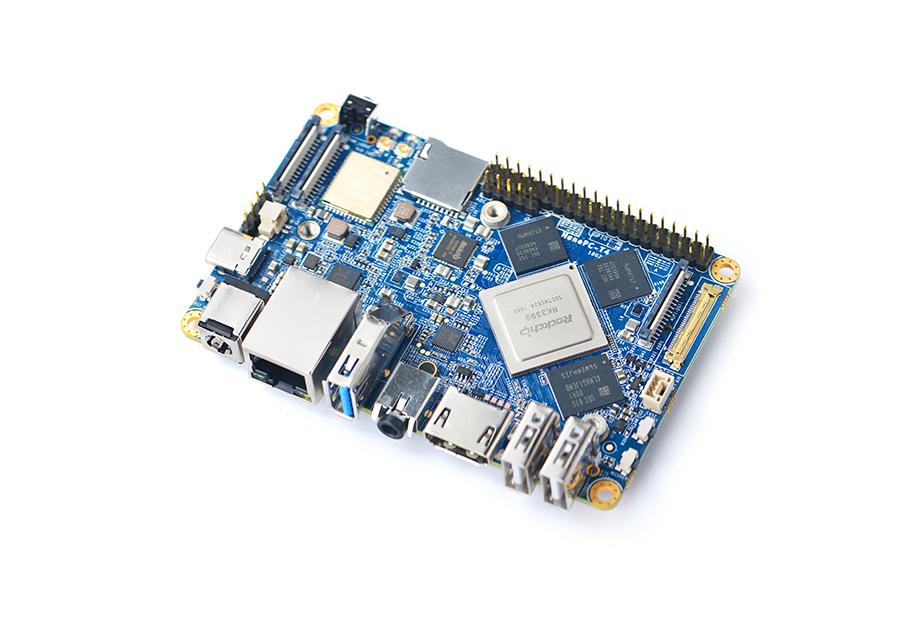 Rockchip RK3399 NanoPi T4